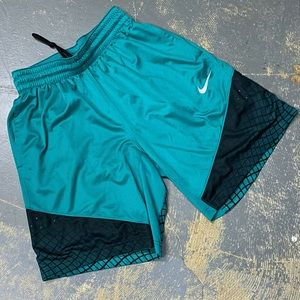 Nike Dri Fit Basketball Shorts 718826-351 Elite M